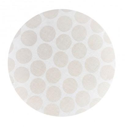 Plato de sitio Individual Golden Dots