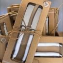 Set Cuchillos untadores x2