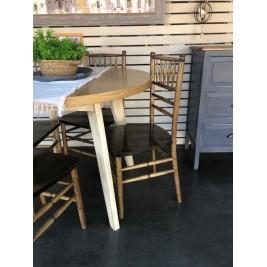 Mesa de comedor Redonda Vintage