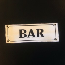 Cartel Rectangular Bar