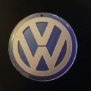 Cartel Logo Volkswagen