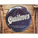 Cartel Quilmes Azul