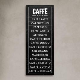 Cuadro Caffe
