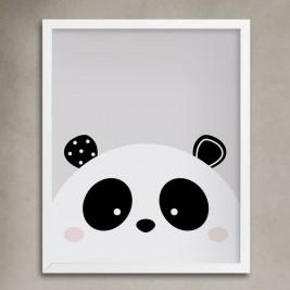 Cuadro Cute Panda