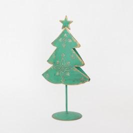 Adorno Arbol Navidad Verde
