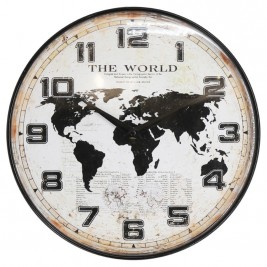 Reloj The world