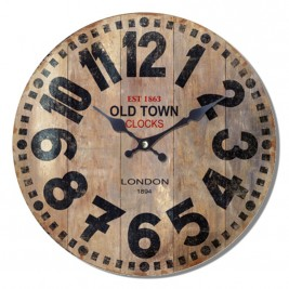 Reloj Est 1863 - Old Town - Clocks