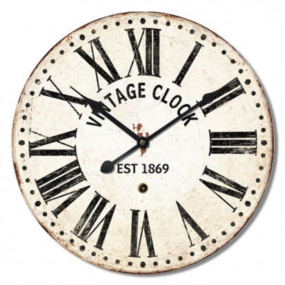 Reloj Vintage Clock