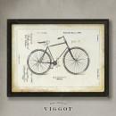 Cuadro Blueprint Bici 1 - O´Connor