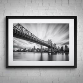 Cuadro NY Bridge