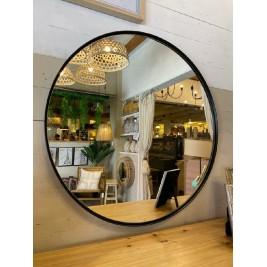 Espejo Hierro Circular
