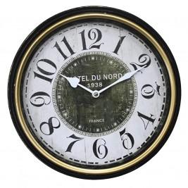 Reloj Hotel Du Nord