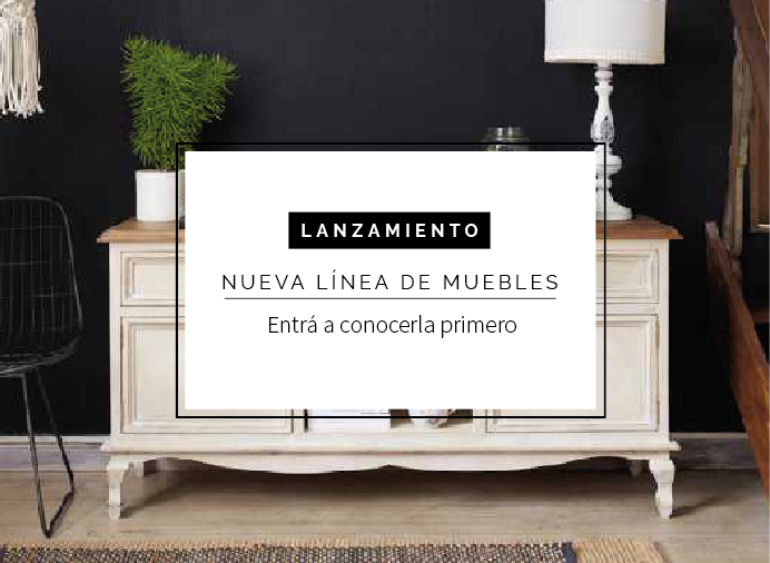 Nueva Línea Muebles